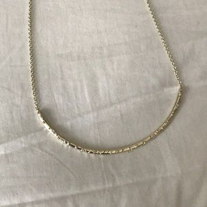 Kendra Scott Gold Adjustable Choker